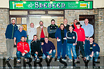 Members of the North Kerry Sea Anglers who hosted the Munster Open Shore Fishing competition were presented with their awards at the Sheebeen Bar, Listowel on Saturday night last.
