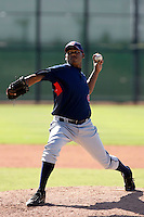 Francisco Jimenez - Cleveland Indians 2009 Instructional League.Photo by:  Bill Mitchell/Four Seam Images..