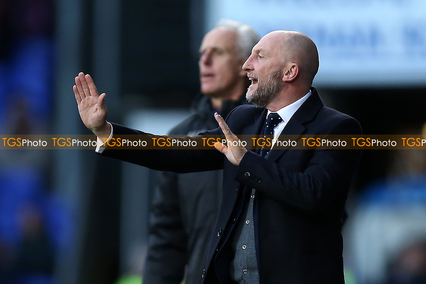 QPR manager Ian Holloway during Ipswich Town vs Queens Park Rangers, Sky Bet EFL Championship Football at Portman Road on 26th November 2016