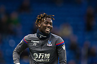 Crystal Palace's Pape N'Diaye Souare during the pre-match warm-up <br /> <br /> Photographer Craig Mercer/CameraSport<br /> <br /> The Premier League - Chelsea v Crystal Palace - Saturday 10th March 2018 - Stamford Bridge - London<br /> <br /> World Copyright &copy; 2018 CameraSport. All rights reserved. 43 Linden Ave. Countesthorpe. Leicester. England. LE8 5PG - Tel: +44 (0) 116 277 4147 - admin@camerasport.com - www.camerasport.com