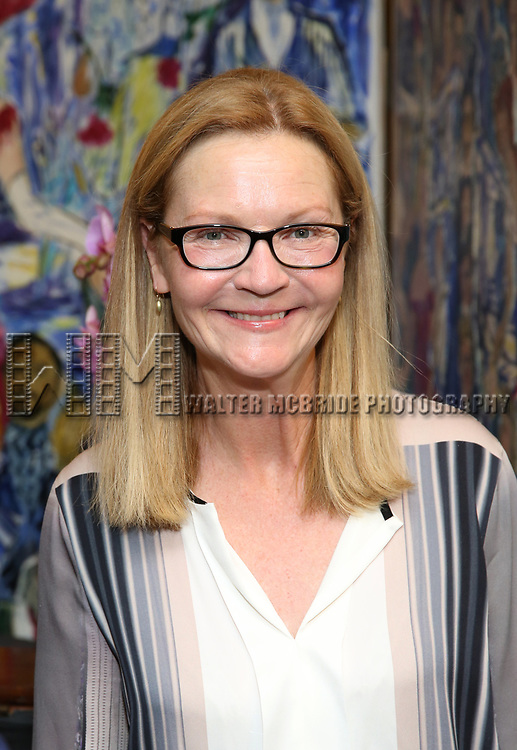 Joan Allen attends the 2018 Outer Critics Circle Theatre Awards at Sardi's on May 24, 2018 in New York City.