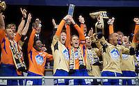Oslo, 20091108. Cupfinalen, Molde-Aalesund. Kongepokalen.