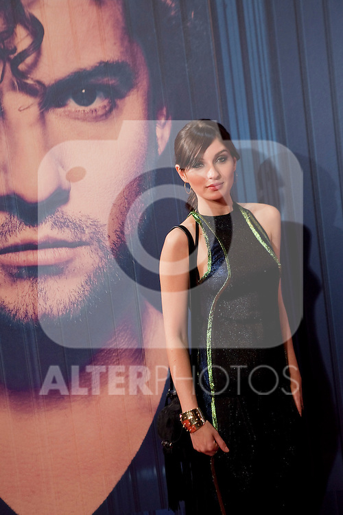 Spanish actress Maria Valverde attends David Bisbal´s new music album premiere photocall at Callao cinema in Madrid, Spain. March 17, 2014. (ALTERPHOTOS/Victor Blanco)