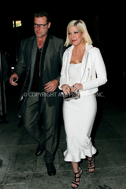 ACEPIXS.COM<br /> <br /> February 19 2015, LA<br /> <br /> Tori Spelling and Dean McDermott arriving at the OK! Magazine Pre-Oscar Event at The Argyle on February 19, 2015 in Hollywood, California<br /> <br /> By Line: Nancy Rivera/ACE Pictures<br /> <br /> ACE Pictures, Inc.<br /> www.acepixs.com<br /> Email: info@acepixs.com<br /> Tel: 646 769 0430