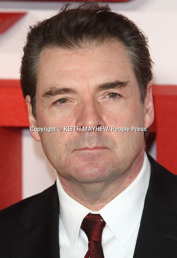 UK Premiere of 'The Monuments Men' at Odeon Leicester Square on February 11, 2014 in London, England<br /> <br /> Photo by Keith Mayhew