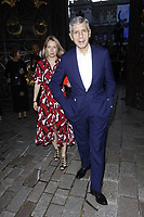 LONDON, ENGLAND - JUNE 04 :  Sir Stuart Rose leaves The Royal Academy Of Arts Summer Exhibition preview party at The Royal Academy on June 04, 2019 in London, England.<br /> CAP/AH<br /> ©AH/Capital Pictures