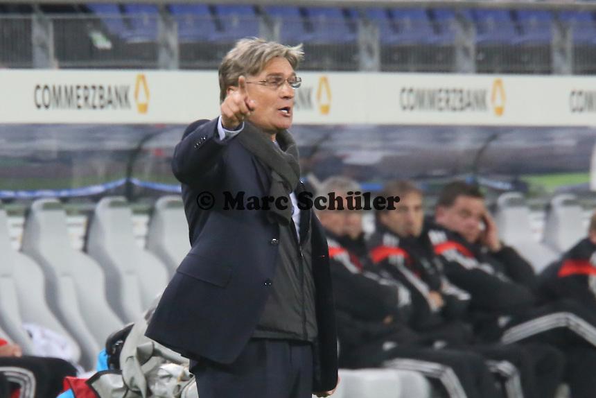 Trainer Adam Nawalka (PL) - Deutschland vs. Polen, WM-Vorbereitung Testspiel, Imtech Arena Hamburg