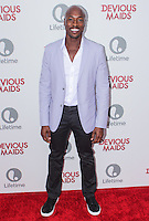 PACIFIC PALISADES, CA - JUNE 17: Wole Parks attends the Lifetime original series 'Devious Maids' premiere party held at Bel-Air Bay Club on June 17, 2013 in Pacific Palisades, California. (Photo by Celebrity Monitor)