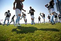 Frisco - Texas, Friday, June 29, 2012: U15/16 Development Academy Play-offs.