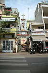 Vietnam, Ho Chi Minh City, Saigon, Architecture, Buildings, Structures, Statues Ho Chi Minh City (Saigon) | Churches + Temples + Shrines