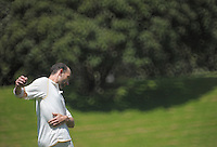131108 Plunket Shield Cricket - Wellington Firebirds v Central Stags