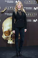 Angeles Paez attends to the premiere of 'La Peste' at Callao Cinemas in Madrid, Spain. January 11, 2018. (ALTERPHOTOS/Borja B.Hojas) /NortePhoto.com NORTEPHOTOMEXICO