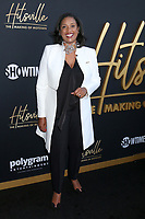 """LOS ANGELES - AUG 8:  Robin Terry at the """"Hitsville: The Making Of Motown"""" Premiere at the Harmony Gold Theater on August 8, 2019 in Los Angeles, CA"""