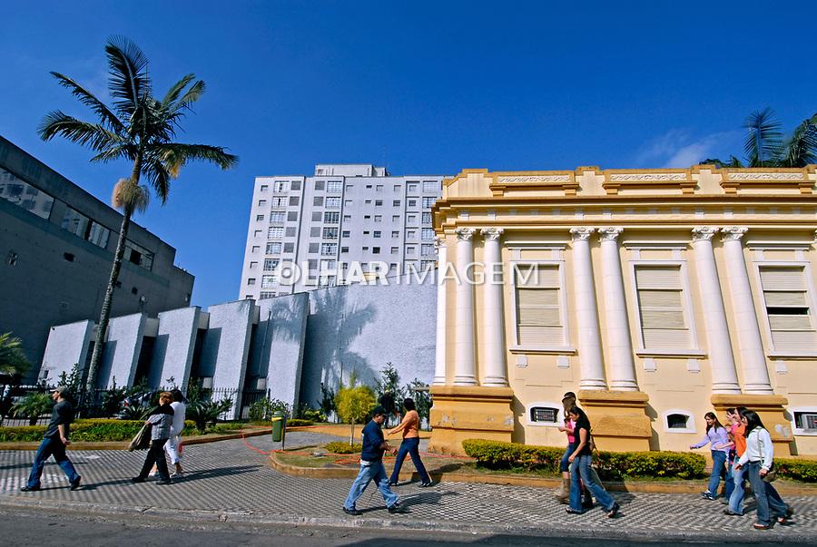 Camara Municipal de São José dos Campos. São Paulo. 2006. Foto de Juca Martins.