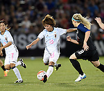 Mana Iwabuchi (JPN), JUNE 2, 2016 - Football / Soccer : Women's International Friendly match between United States 3-3 Japan at Dick's Sporting Goods Park in Commerce City, Colorado, United States. (Photo by AFLO)
