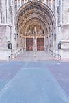 USA, NY, New York, 5th  Avenue, St. Thomas Anglican Church