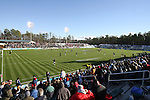 16 December 2007: SAS Stadium. The Wake Forest University Demon Deacons defeated the Ohio State Buckeyes 2-1 at SAS Stadium in Cary, North Carolina in the NCAA Division I Mens College Cup championship game.