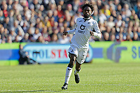 Nathan Dyer of Swansea City in action during the Sky Bet Championship match between Swansea City and Cardiff City at the Liberty Stadium, Swansea, Wales, UK. Sunday 27 October 2019
