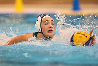 Action from the North Island Secondary School Waterpolo Championships at Westwave Aquatic in Henderson, Auckland, New Zealand on Wednesday, 28 March 2019. Photo: Simon Watts/www.bwmedia.co.nz