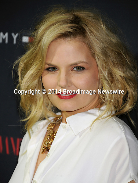 Pictured: Jennifer Morrison<br /> Mandatory Credit &copy; Gilbert Flores/Broadimage<br /> Tommy Hilfiger and Vanity Fair Celebrate the the To Tommy from Zooey Collaboration wth Zooey Deschanel<br /> <br /> 4/9/14, West Hollywood, California, United States of America<br /> <br /> Broadimage Newswire<br /> Los Angeles 1+  (310) 301-1027<br /> New York      1+  (646) 827-9134<br /> sales@broadimage.com<br /> http://www.broadimage.com