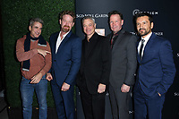 "08 January 2019 - Hollywood, California - Dermont Mulroney, Max Martini, Gary Sinise, D.B. Sweeney, Luis Bordonada. ""SGT. Will Ferrell Gardner"" Los Angeles Premiere held at Arclight Hollywood . Photo Credit: Birdie Thompson/AdMedia"
