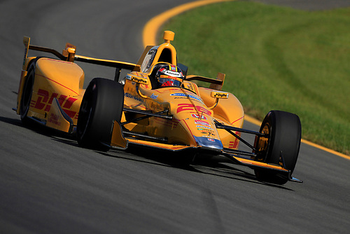 22-23 August, 2015, Pocono, Pennsylvania USA<br /> Ryan Hunter-Reay<br /> ©2015, Phillip Abbott<br /> LAT Photo USA