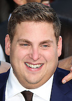 WESTWOOD, LOS ANGELES, CA, USA - JUNE 10: Jonah Hill at the World Premiere Of Columbia Pictures' '22 Jump Street' held at the Regency Village Theatre on June 10, 2014 in Westwood, Los Angeles, California, United States. (Photo by Xavier Collin/Celebrity Monitor)