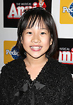 Junah Jang attending the Broadway Opening Night Performance After Party for 'Annie' at the Hard Rock Cafe in New York City on 11/08/2012