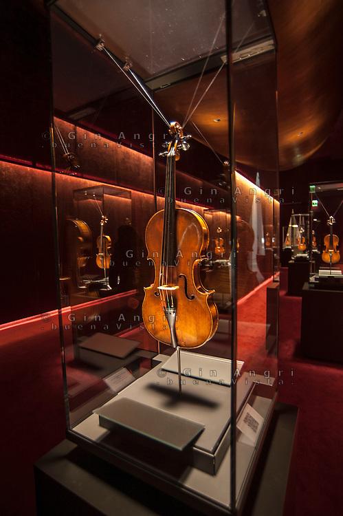 Cremona, museo del violino