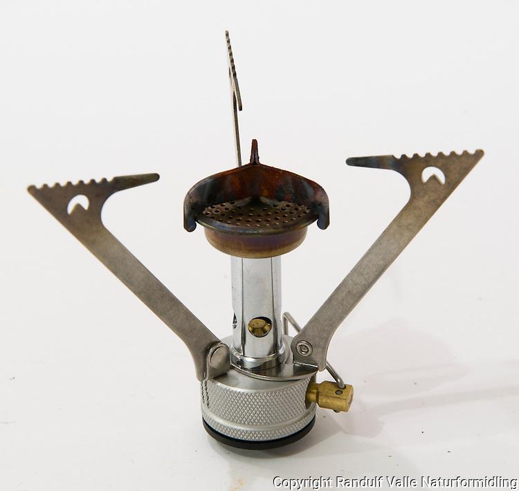 Gassbrenner MSR Pocket Rocket. ---- Gas burner MSR Pocket Rocket.