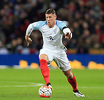 England's Ross Barkley in action during the International friendly match at Wembley.  Photo credit should read: David Klein/Sportimage