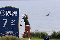 Ian Poulter (ENG) tees off the 7th tee during Thursday's Round 1 of the Dubai Duty Free Irish Open 2019, held at Lahinch Golf Club, Lahinch, Ireland. 4th July 2019.<br /> Picture: Eoin Clarke | Golffile<br /> <br /> <br /> All photos usage must carry mandatory copyright credit (© Golffile | Eoin Clarke)