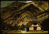 Ouray station<br /> D&amp;RGW - RGS  Ouray, CO