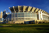 football, stadium, Cleveland, OH, Ohio, Cleveland Browns Stadium.