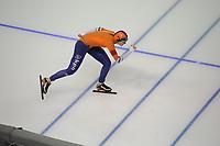 SPEEDSKATING: CALGARY: Olympic Oval, 03-12-2017, ISU World Cup, Lotte van Beek, ©photo Martin de Jong