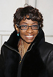 Adriane Lenox attends the Manhattan Theatre Club's Broadway debut of August Wilson's 'Jitney' at the Samuel J. Friedman Theatre on January 19, 2017 in New York City.