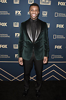 BEVERLY HILLS - JANUARY 6:  Dyllon Burnside  attends the 2019 Fox Nominee Party for the 76th Annual Golden Globe Awards at the Fox Terrace on the Roof Deck of the Beverly Hilton on January 6, 2019, in Beverly Hills, California. (Photo by Scott Kirkland/Fox/PictureGroup)