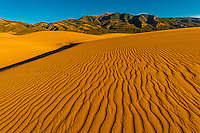 USA-Colorado-Great Sand Dunes National Park