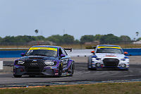 #23 Fast MD Racing Audi RS3 LMS TCR, TCR: Nick Galante, James Vance