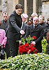 """RJ, ROBIN'S SON PLACES A ROSE ON HIS GRAVE.ROBIN GIBB FUNERAL.Robin who died after a lon-running battle with cancer aged 62, was buried at St. mary's Church , Thame, Oxfordshire..Brother Barry Gibb,65, the last surviving member of the Bee Gees was joined by family members for the funeral service..Celebrity guests who attended the funeral included Peter Andre, Tim Rice, Susan George and Leslie Phillips_08/06/2012.Mandatory Credit Photo: ©NEWSPIX INTERNATIONAL..**ALL FEES PAYABLE TO: """"NEWSPIX INTERNATIONAL""""**..IMMEDIATE CONFIRMATION OF USAGE REQUIRED:.Newspix International, 31 Chinnery Hill, Bishop's Stortford, ENGLAND CM23 3PS.Tel:+441279 324672  ; Fax: +441279656877.Mobile:  07775681153.e-mail: info@newspixinternational.co.uk"""