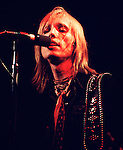 Tom Petty 1977 at The Whisky.© Chris Walter.
