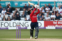 Adam Wheater hits 6 runs for Essex during Essex Eagles vs Yorkshire Vikings, Royal London One-Day Cup Play-Off Cricket at The Cloudfm County Ground on 14th June 2018