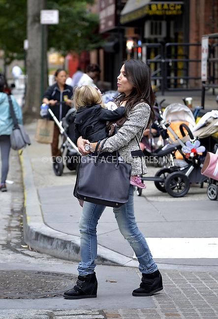WWW.ACEPIXS.COM<br /> <br /> September 16 2013, New York City<br /> <br /> Bethenny Frankel out with her daughter Bryn Hoppy on September 16 2013 in New York City<br /> <br /> By Line: Curtis Means/ACE Pictures<br /> <br /> <br /> ACE Pictures, Inc.<br /> tel: 646 769 0430<br /> Email: info@acepixs.com<br /> www.acepixs.com