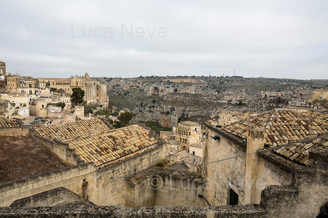 Matera (Basilicata, Italy), 27/12/2015. Visiting Matera, &lt;&lt;a city and a province in the region of Basilicata (Lucania), in southern Italy. It is the capital of the province of Matera and the capital of Basilicata from 1663 to 1806. The town lies in a small canyon carved out by the Gravina. Known as &quot;la Citt&agrave; Sotterranea&quot; (the Subterranean City), Matera is well known for its historical center called &quot;Sassi&quot;, considered World Heritage Site by UNESCO since 1993, along with the Park of the Rupestrian Churches. On October 17, 2014, Matera was declared Italian host of European Capital of Culture for 2019 (along with Plovdiv, Bulgaria). [&hellip;]&gt;&gt; (Source - Wikipedia.org - http://bit.ly/1PB1pbs ). Numerous movies were filmed in Matera, amongst others: La Lupa 1953 - Alberto Lattuada; C'era Una Volta 1967 - Francesco Rosi; Allonsanfan 1974 - Paolo and Vittorio Taviani; Il Vangelo Secondo Matteo 1964 - Pier Paolo Pasolini; Cristo si &egrave; fermato a Eboli 1979 - Francesco Rosi; King David 1985 - Bruce Beresford; The Star Maker 1995 - Giuseppe Tornatore; The Passion of the Christ 2004 - Mel Gibson; Mary 2005 - Abel Ferrara; The Nativity Story 2006 - Catherine Hardwicke. Rumours circulating in Matera reported that the American Film Director, Francis Ford Coppola (&lt;&lt;[&hellip;] Born into a family of Italian immigrant ancestry, his paternal grandparents came to the United States from Bernalda, about thirty kilometre from Matera, Basilicata. His maternal grandfather, popular Italian composer Francesco Pennino, immigrated from Naples, Italy [&hellip;] - Source Wikipedia.org) is allegedly set to film is new movie in Matera and other areas of Basilicata in 2016.<br />