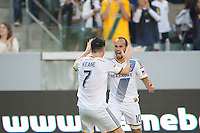 LA Galaxy vs Real Salt Lake, November 9, 2014