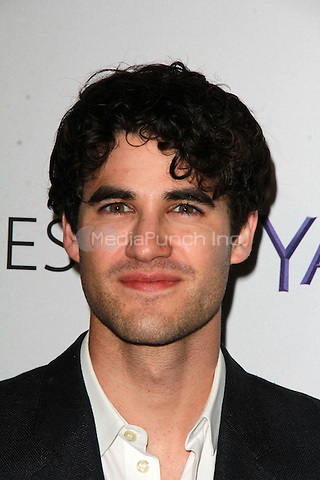 HOLLYWOOD, CA - March 13: Darren Criss at The Paley Center For Media's 32nd Annual PALEYFEST LA presents Glee in Hollywood, California on March 13, 2015. Credit: David Edwards/DailyCeleb/MediaPunch