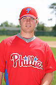 March 18th 2008:  Kyle Drabek of the Philadelphia Phillies minor league system during Spring Training at the Carpenter Complex in Clearwater, FL.  Photo by:  Mike Janes/Four Seam Images