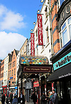 The Olympia Theatre, Dublin city centre, Ireland, Republic of Ireland opened 1879