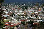 AERIAL VIEW of AMECAMECA