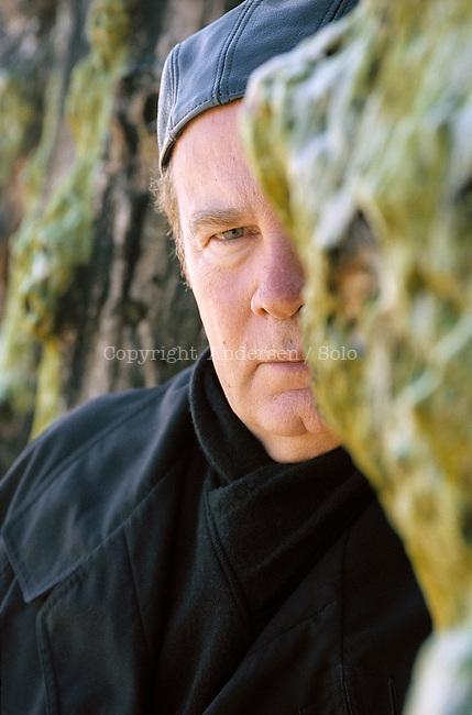 Thomas Sanchez, American writer, Saint Malo 2002.